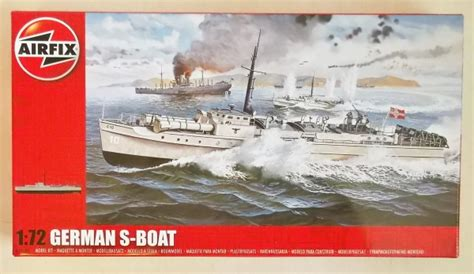 german model boat kit manufacturers airfix 1 72 10280 german s boat e boat model kit