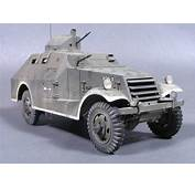 Building The Israeli M3 Scout Car From An Italeri Kit 1