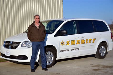 Fannin County Arrest Records Fannin County Sheriff S Office Upgrades Fleet E News