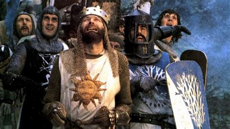 kokosnuss le monty python and the holy grail comic book and reviews