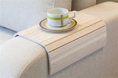 spilled coffee on couch sofa tray table white tray tablewooden coffee tablelap