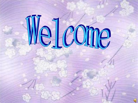 Ppt Welcome Powerpoint Presentation Id 6837438 Welcome Background For Powerpoint