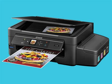Printer Epson Refill finally a printer that ends the nightmare of ink refills wired