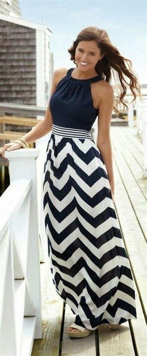 black wave striped patchwork pleated boho sleeveless