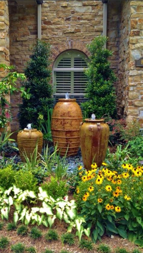 yard features 16 unique backyard water features that will leave you speacheless