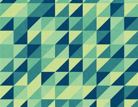 what is pattern in design create a retro triangular pattern design in illustrator