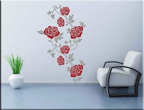 adesivi fiori adesivi murali fiori arredo floreale
