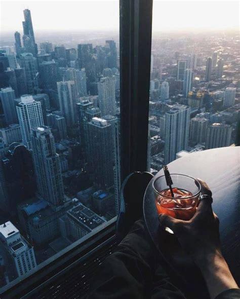 hancock signature room high elevation dining 12 sky scraping restaurants around the world urbanist