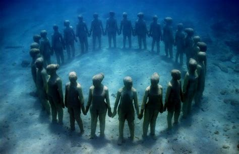 The Underwater Sculpture Park