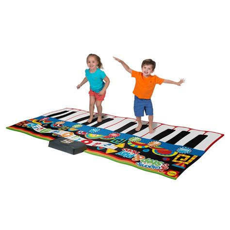 Childrens Floor Piano step play floor piano educational toys