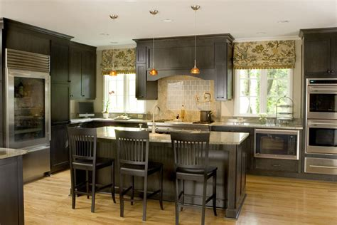 kitchens with dark brown cabinets mocha kitchen decor kitchen ideas
