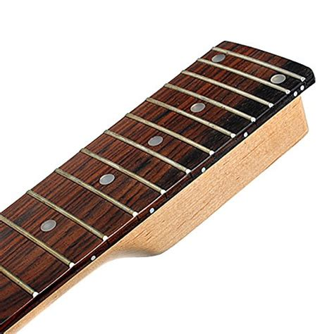 Bahan Fingerboard Fretboard Rosewood Gitar electric guitar neck for ibanez parts replacement maple with rosewood fretboard ebay