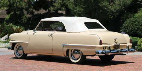 1953 plymouth cranbrook parts photo feature 1953 plymouth cranbrook convertible coupe