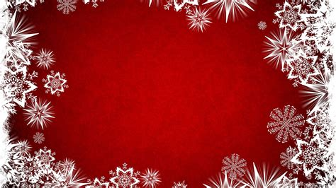 red  white christmas wallpapers desktop background
