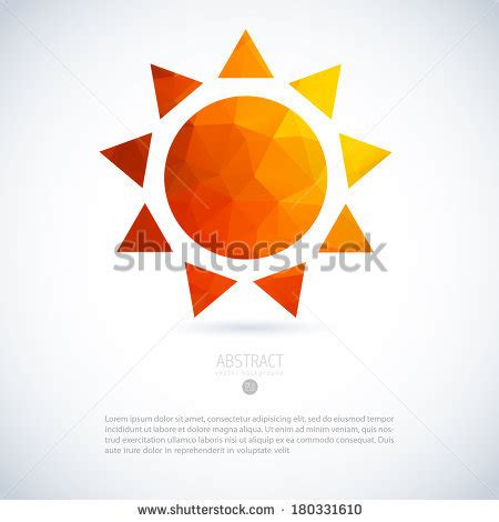 Sun Logo Stock Images Royalty Free Images Vectors Shutterstock Sun Label Template