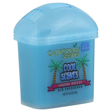Cool Scents california scents cool scents air freshener laguna 5 5 oz 157 g