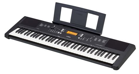 Katalog Keyboard Roland yamaha psr ew300 thomann 214 sterreich