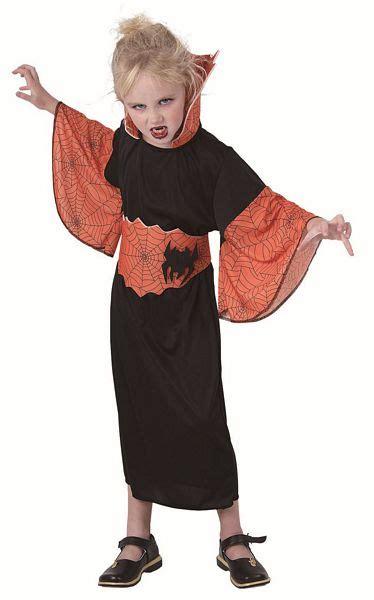 Wst 18320 Black Pink Barcode Dress spiderella children costume