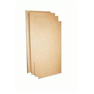 peg board home depot triton products 24 in x 48 in x1 4 in
