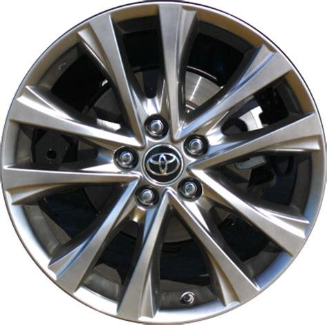 Toyota Wheels Toyota Rav4 Forums Oem Wheel Choices