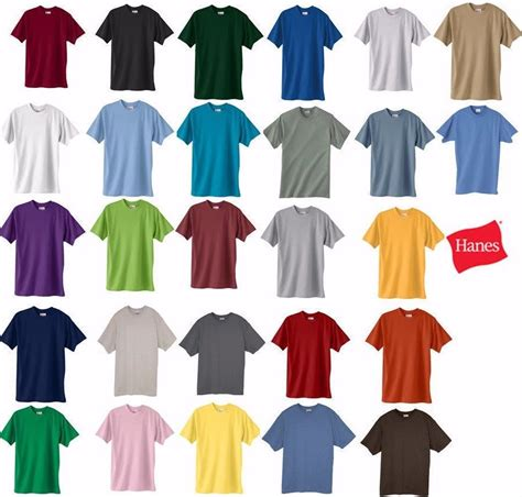 Tshirt Kaos Dickies Original 2 hanes beefy t tagless t shirt 100 cotton 518t mens