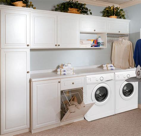 Custom Laundry Room Cabinets Custom Laundry Cabinets And Storage System