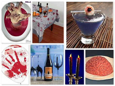 home interior parties products zombie party planning ideas supplies halloween prom