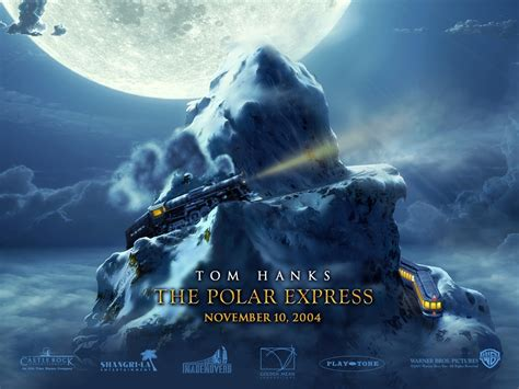 christmas wallpaper polar express trains images the polar express hd wallpaper and