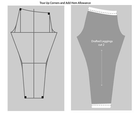 pattern yourself drafting and sewing leggings stretch yourself