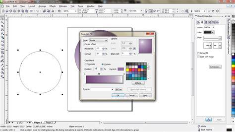membuat logo facebook dengan corel draw andri subarjat cara membuat logo sony ericsson dengan