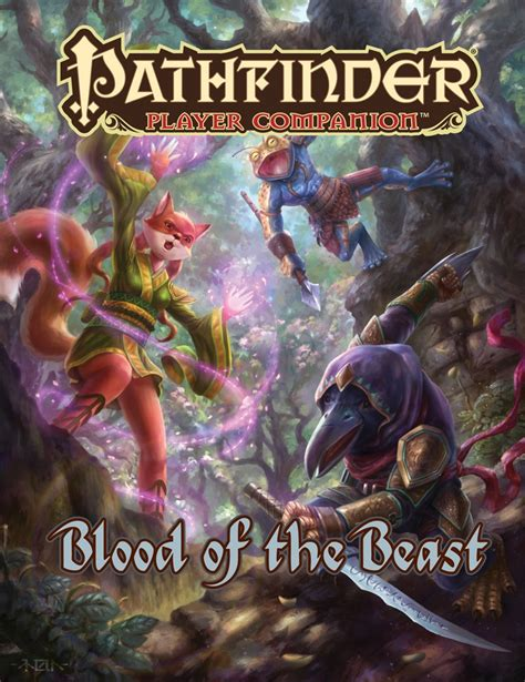pathfinder player companion potions poisons books paizo pathfinder player companion blood of the