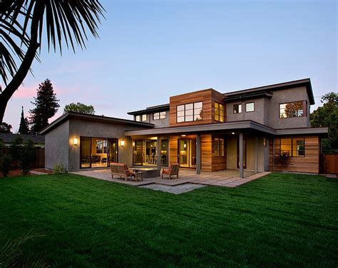 modern home exteriors la para ii by simpson design group architects 171 homeadore