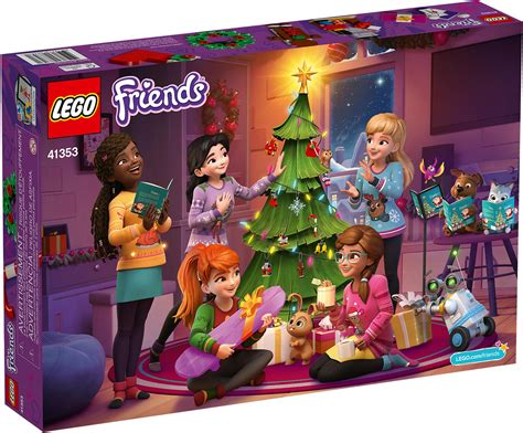 Friends Advent Calendar lego friends advent calendar 2018