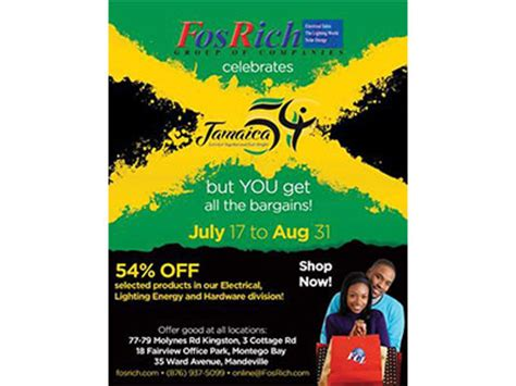 flyer design jamaica insight studios your brand our passion