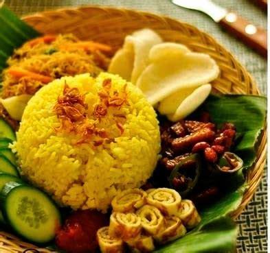 asal usul   membuat nasi kuning catering surabaya