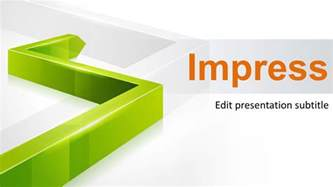 3d powerpoint templates 3d green line powerpoint template powerpoint templates