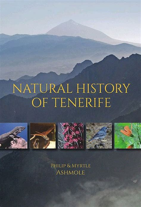 libro a natural history of editorial zech natural history of tenerife 183 a complete cientific book