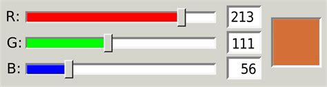 color slider file rgb sliders svg