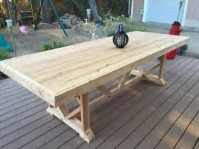 Small Outdoor Dining Table Diy Outdoor Dining Tables The Garden Glove
