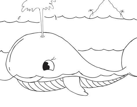 whale coloring page largest living mammal the whale colouring pages picolour