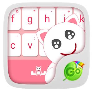 cute kitty themes apk download go keyboard cute kitty theme for pc