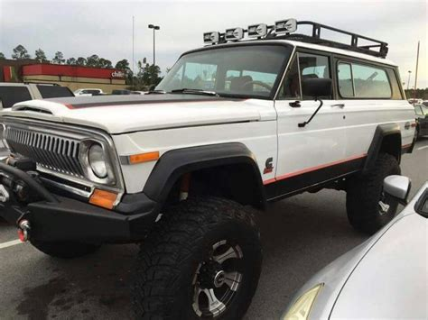 4bt cummins jeep cherokee 17 best images about grand wagoneer on pinterest 4x4