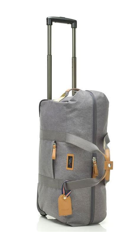 carry on storksak cabin carry on bag in grey mummy little me