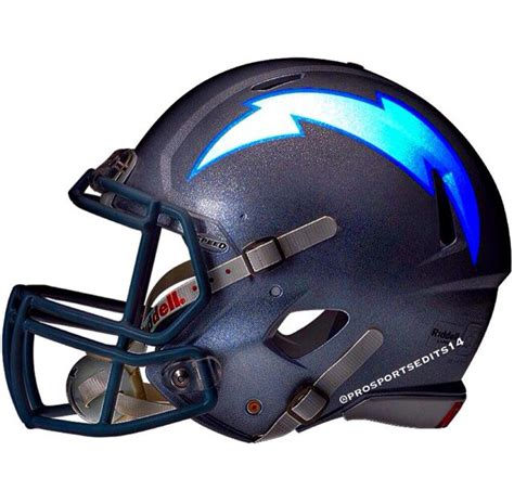 College Football Aufkleber Auf Helm by San Diego Chargers Sport