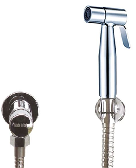 Automatic Shut Shower by Bra6300 Bidet Shower Automatic Shut Valve