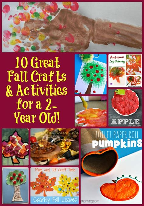ornaments for two year olds to make 10 great fall crafts activities for a 2 year whispers