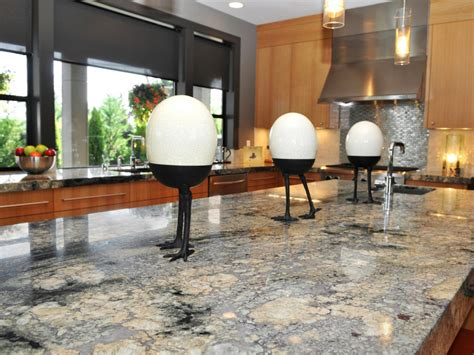 Kitchen Island With Granite Countertop by Granite Kitchen Islands Hgtv