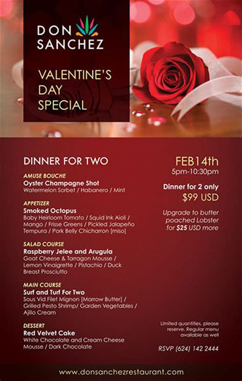 valentines restaurants holidays in mexico archives page 2 of 11 events los cabos