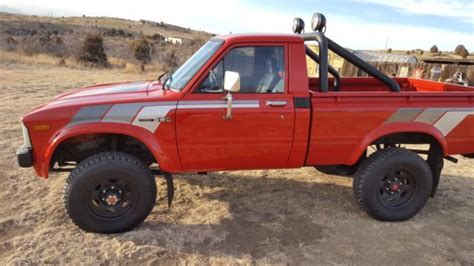 Toyota Hilux Bed Size 1981 Toyota Hilux 4x4 Bed For Sale In Peyton