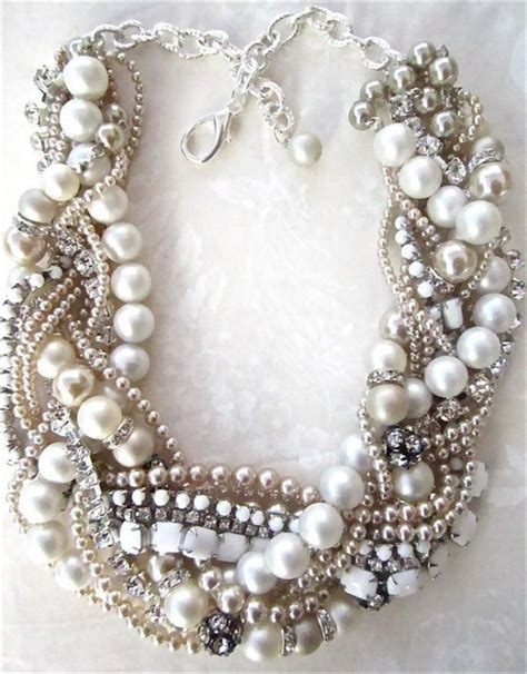 Ketten Selber Machen Ideen by 45 Tolle Ideen Wie Sie Perlenketten Selber Machen